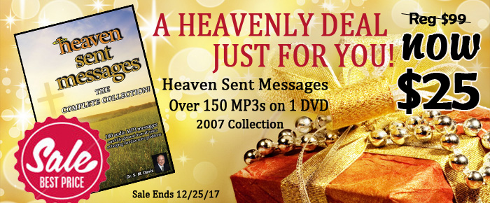 Heaven Sent mp3 set sale